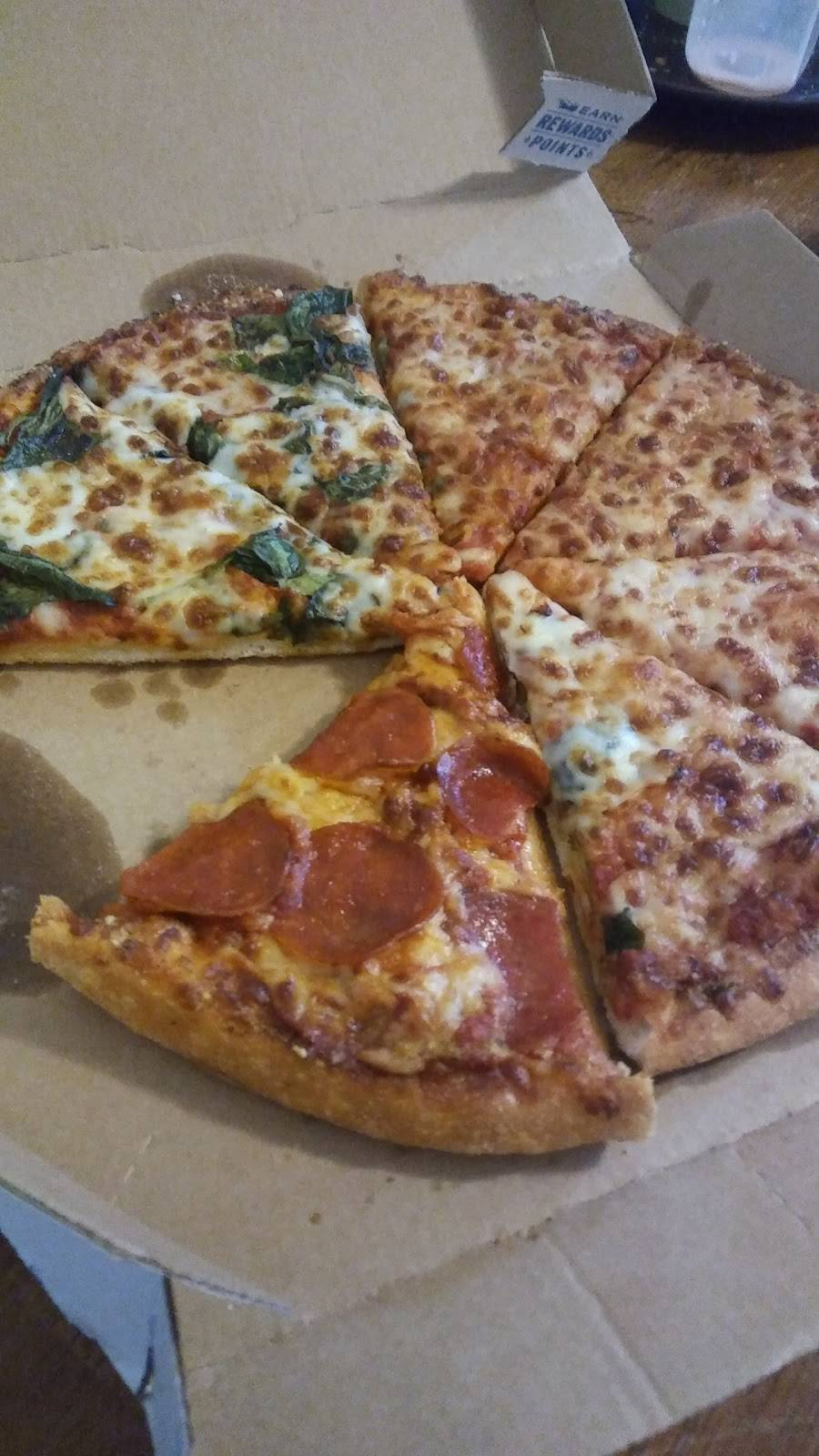 Dominos Pizza | meal delivery | 1544 Broadway, Brooklyn, NY 11221, USA | 3476577577 OR +1 347-657-7577