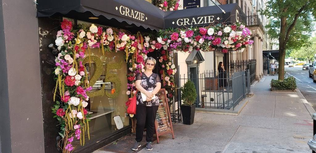 Grazie | restaurant | 26 E 84th St, New York, NY 10028, USA | 2127174407 OR +1 212-717-4407