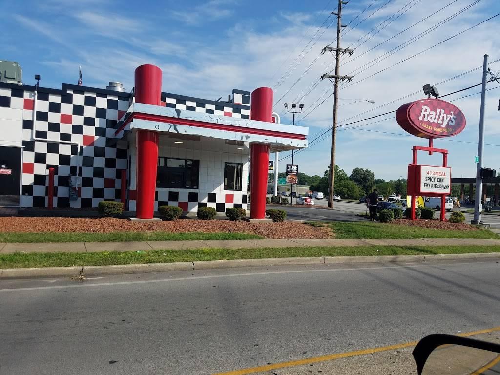 Rallys   restaurant   3290 Bardstown Rd, Louisville, KY 40205, USA   5024594124 OR +1 502-459-4124