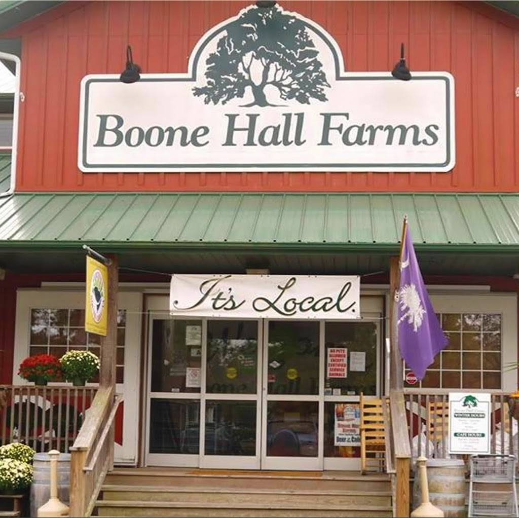 Boone Hall Farms Market - Restaurant | 2521 N Hwy 17, Mt