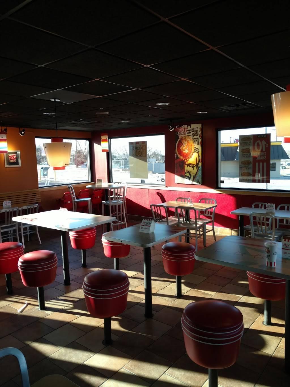 KFC | restaurant | 1407 J F, John F Kennedy Dr, Bellevue, NE 68005, USA | 4022910500 OR +1 402-291-0500