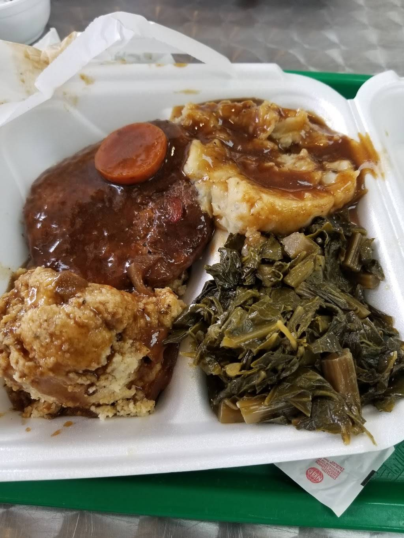 Big Daddy S Kitchen Restaurant 3085 Campbellton Rd Sw Atlanta Ga 30311 Usa