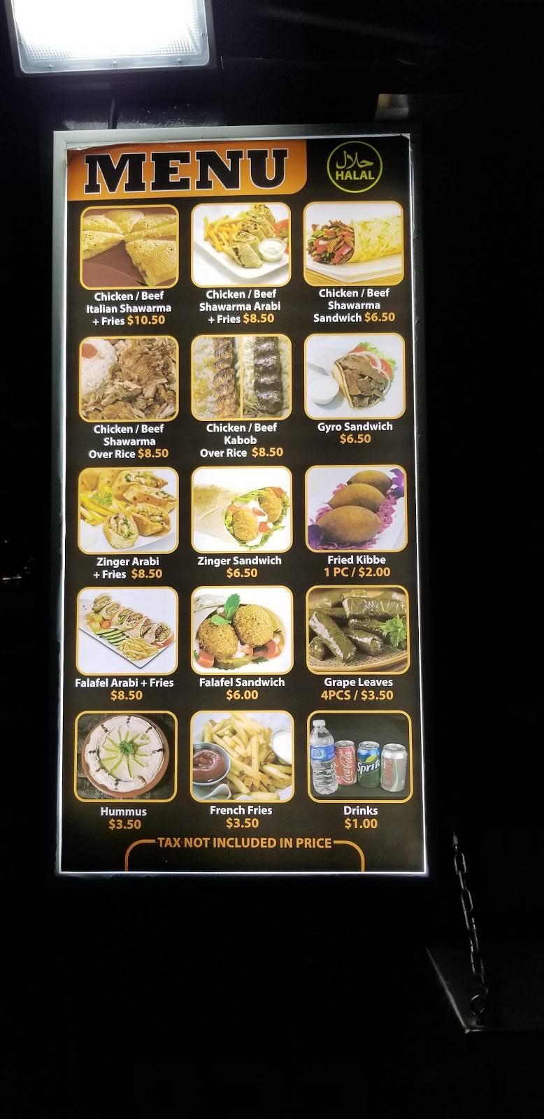 Abu Omar Halal - FM1960 | restaurant | 7725 Farm to Market 1960 Bypass Rd W, Humble, TX 77338, USA | 8323404063 OR +1 832-340-4063
