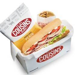 Cousins Subs | meal takeaway | 529 W Sumner St, Hartford, WI 53027, USA | 2626709945 OR +1 262-670-9945