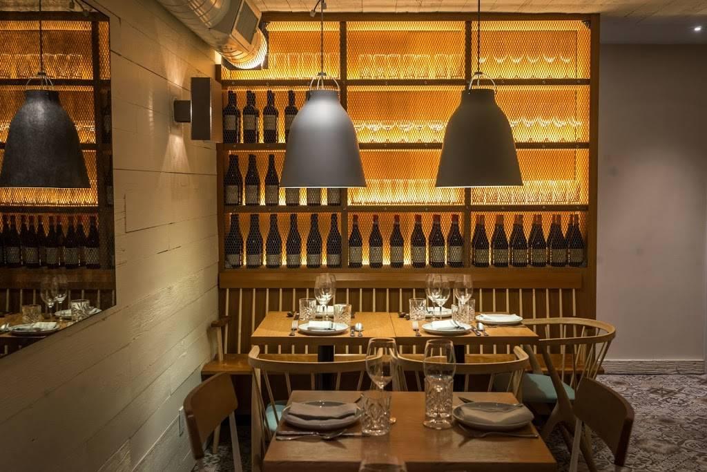 Nur | restaurant | 34 E 20th St, New York, NY 10003, USA | 2125053420 OR +1 212-505-3420