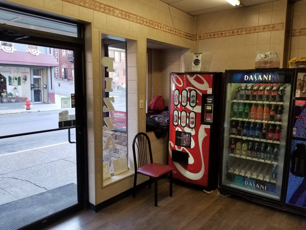 Armandos Pizza | restaurant | 538 Fallowfield Ave, Charleroi, PA 15022, USA | 7244835540 OR +1 724-483-5540