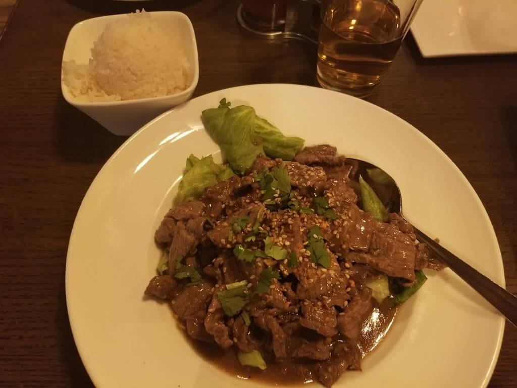 Thai Peppers Restaurant | 5541 Merchants View Sq, Haymarket