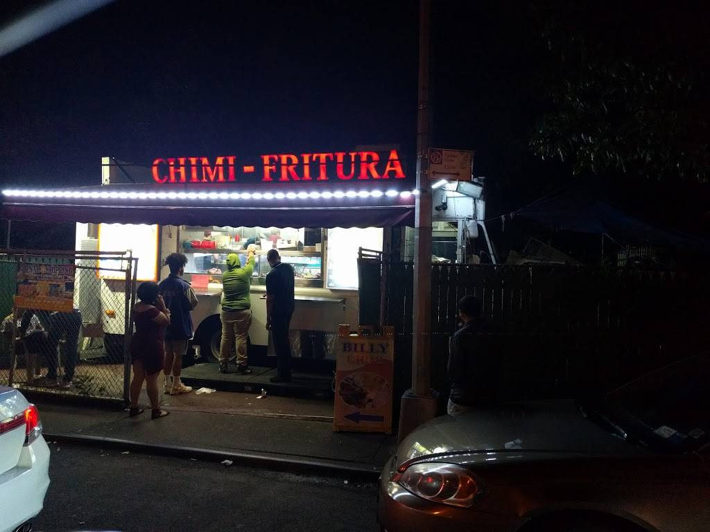 Billy's Chimi-Fritura | restaurant | 2703 Webster Ave, Bronx, NY 10458, USA | 3477592726 OR +1 347-759-2726