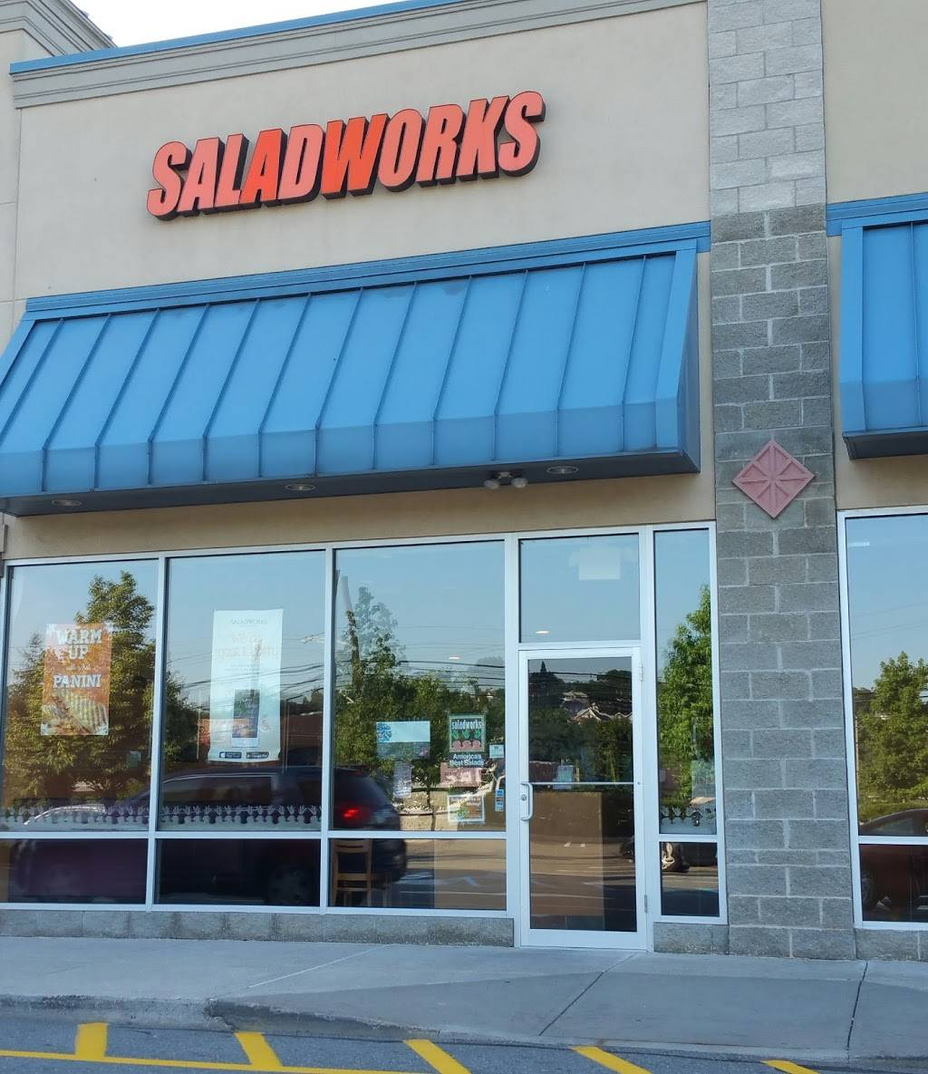 Saladworks | restaurant | 30 Route 17 North, East Rutherford, NJ 07073, USA | 2019398886 OR +1 201-939-8886