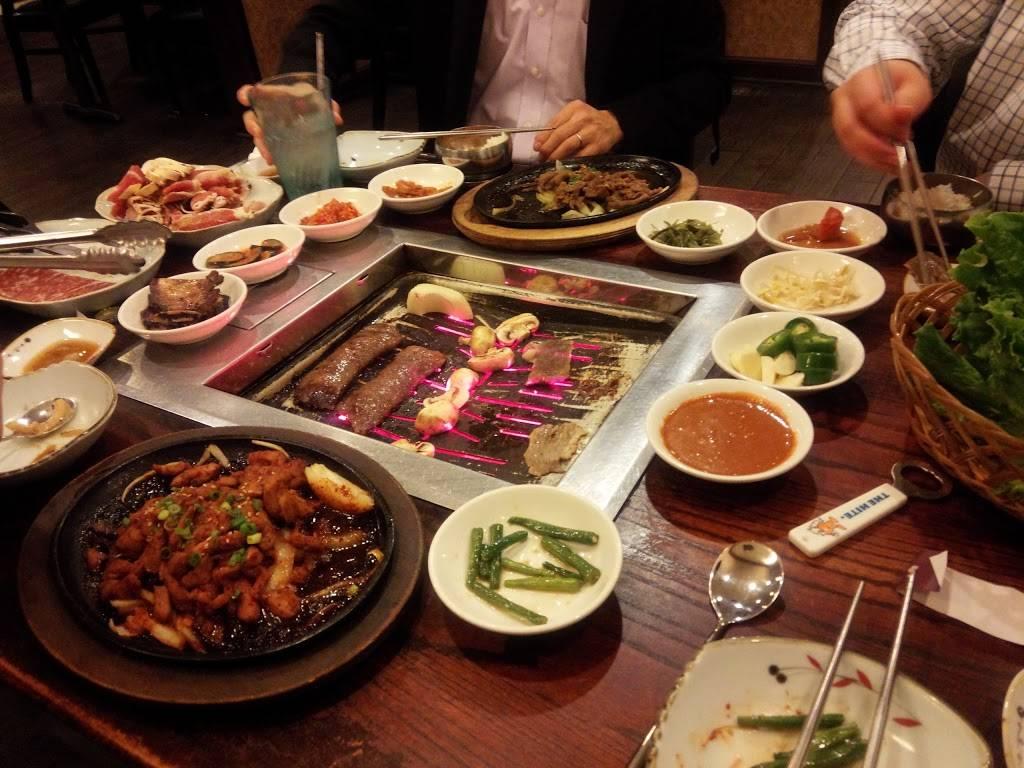 Chang Jing Korean BBQ | restaurant | 400 N Greenville Ave, Richardson, TX 75081, USA | 9722313888 OR +1 972-231-3888