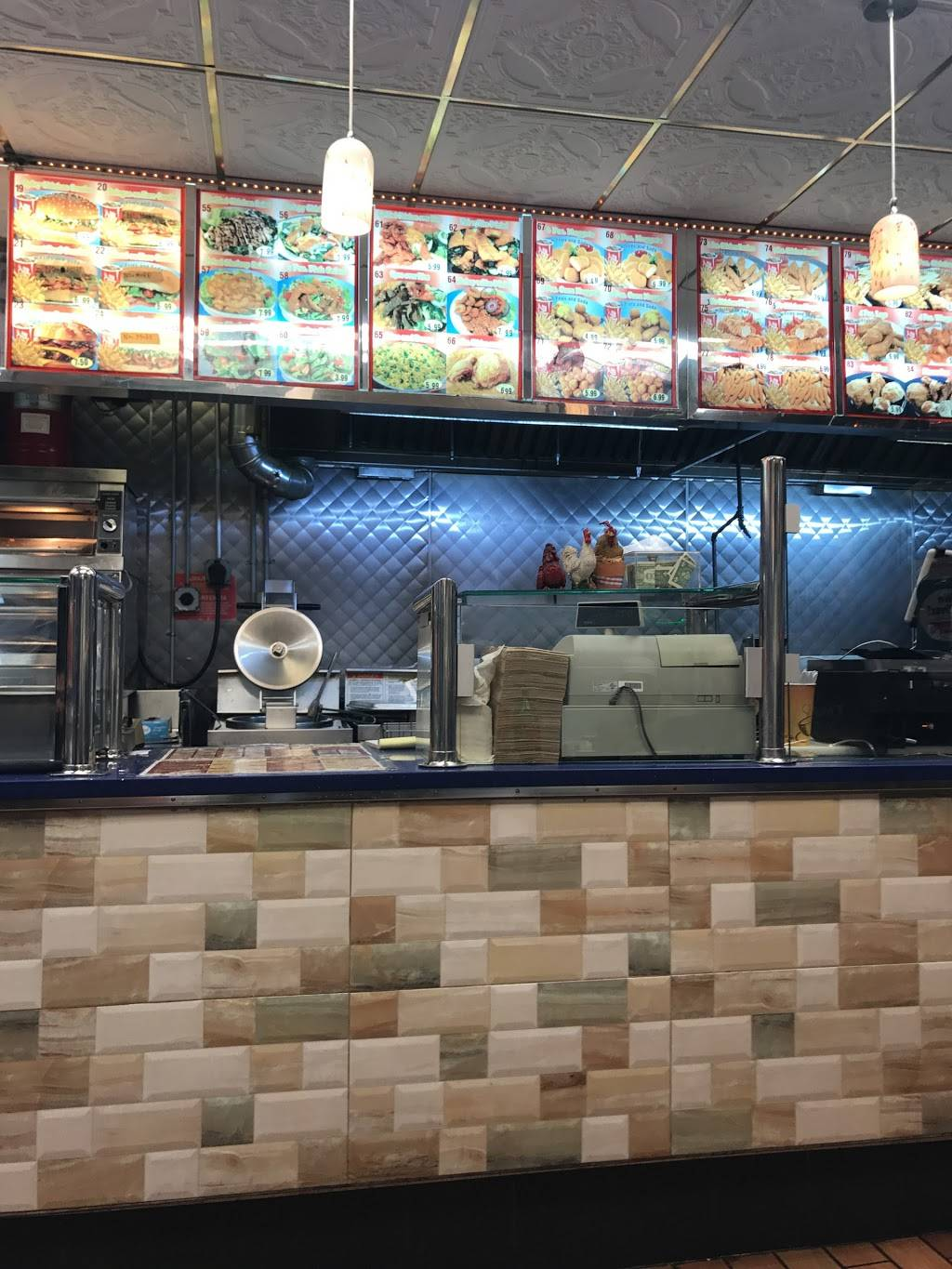 New Texas Chicken & Pizza (Halal) | restaurant | 64-01 Broadway, Woodside, NY 11377, USA | 7186004447 OR +1 718-600-4447