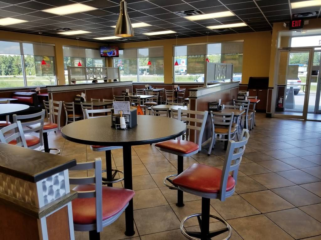 Hardees   restaurant   2302 W Lucas St, Florence, SC 29501, USA   8432929282 OR +1 843-292-9282