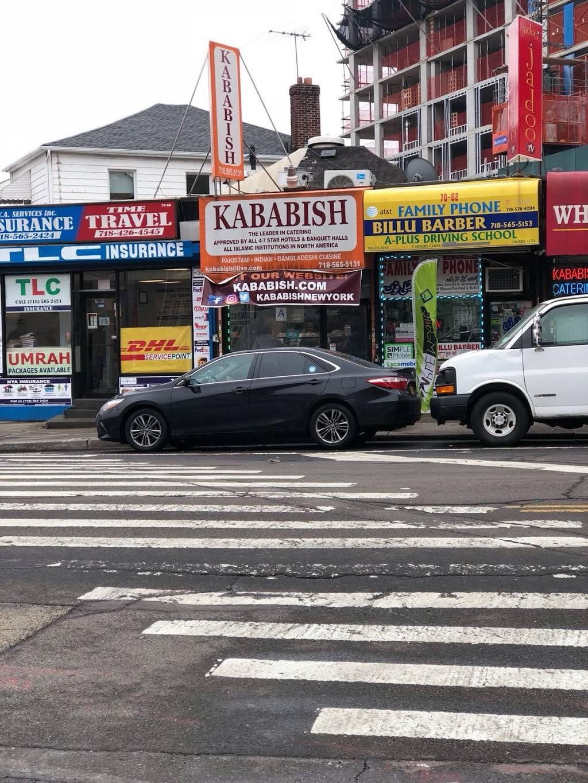 Kababish | restaurant | 7064 Broadway, Jackson Heights, NY 11372, USA | 7185655131 OR +1 718-565-5131