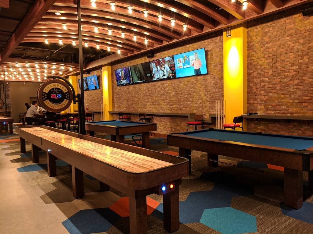Main Event Entertainment | restaurant | 10300 Little Patuxent Pkwy Suite 1615, Columbia, MD 21044, USA | 4109959009 OR +1 410-995-9009