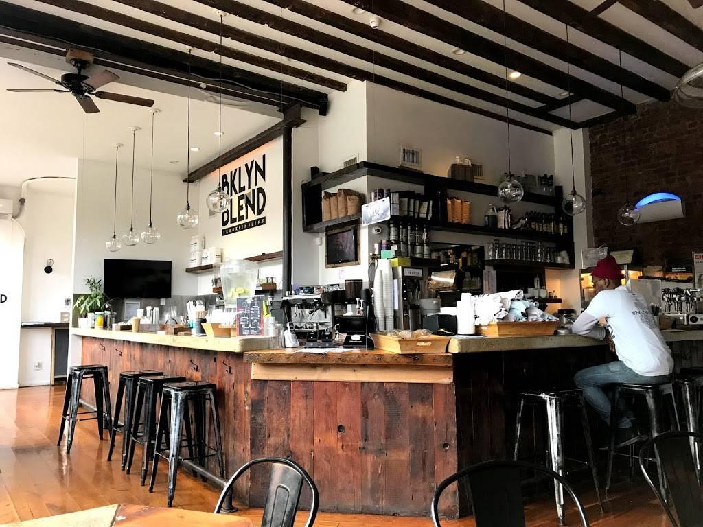 BKLYN Blend | cafe | 194 Tompkins Ave, Brooklyn, NY 11206, USA | 7184842247 OR +1 718-484-2247