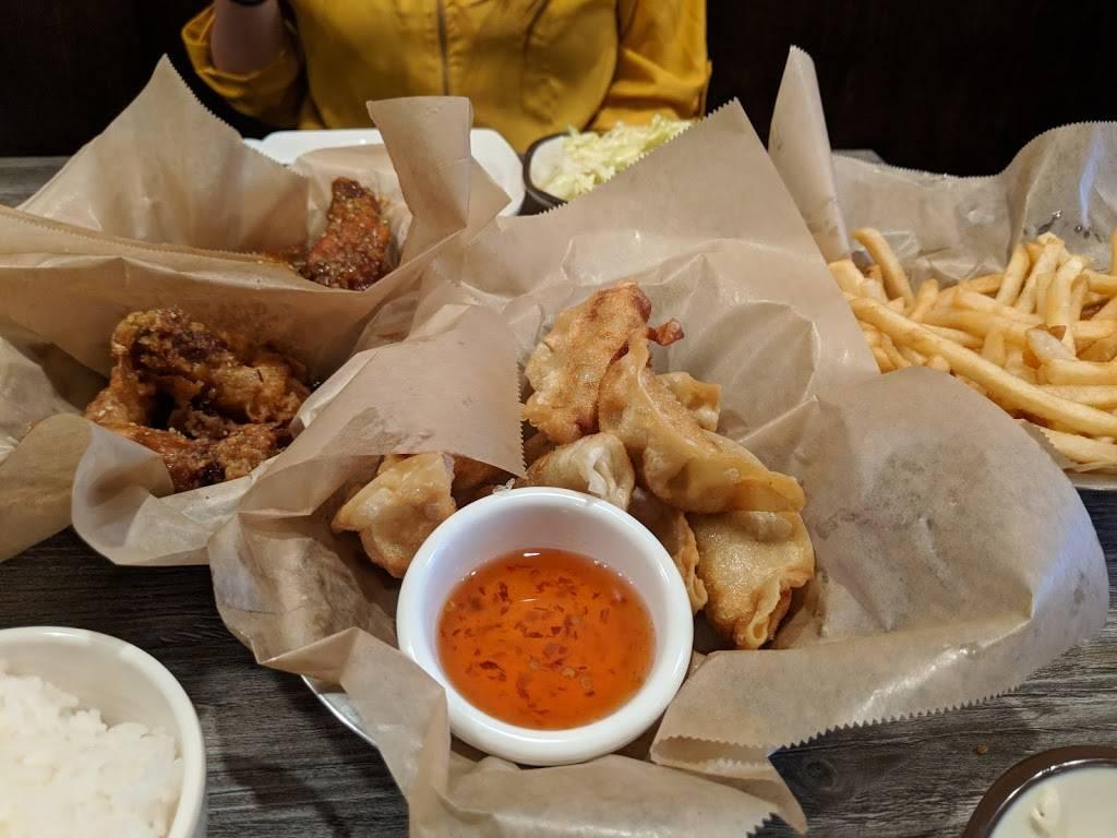 The chicken on fire - Restaurant | 2836 Castro Valley Blvd