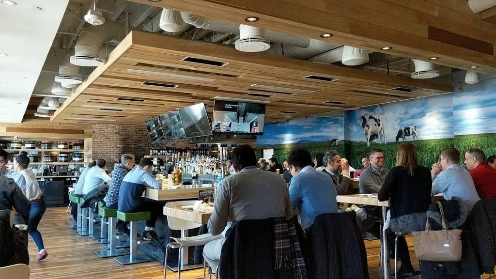 Zinburger Wine & Burger Bar - Restaurant | 1900 NJ-10