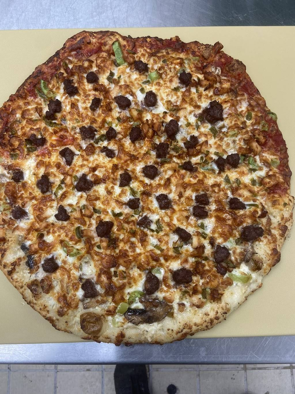 Pizza Pizza California Style pizza | restaurant | 2956 W Kessler Blvd N Dr, Indianapolis, IN 46222, USA | 3174264050 OR +1 317-426-4050