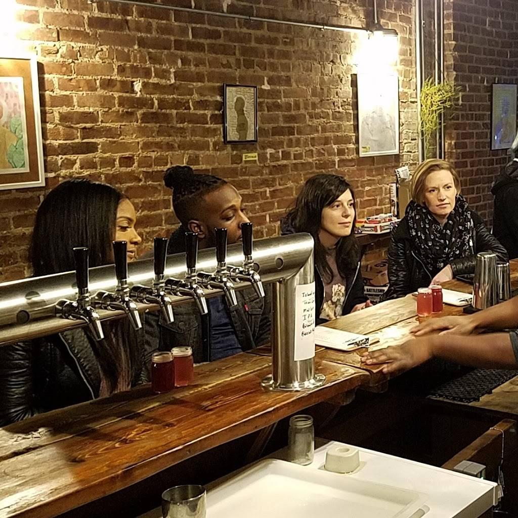 Island to Island Brewery   restaurant   642 Rogers Avenue Cellar Level, Brooklyn, NY 11226, USA   6467690490 OR +1 646-769-0490