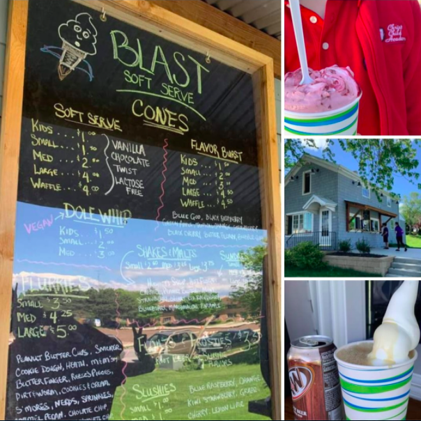 Blast Soft Serve | restaurant | 406 Pennsylvania Ave, Sheboygan, WI 53081, USA | 9204530011 OR +1 920-453-0011