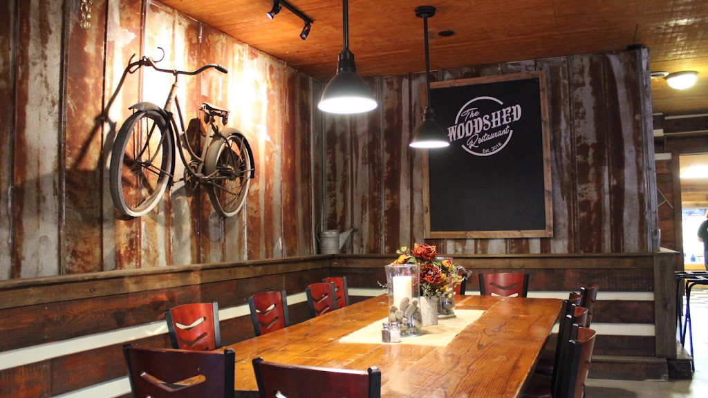 The Woodshed Restaurant | restaurant | 2593 Cosby Hwy, Newport, TN 37821, USA | 4235327297 OR +1 423-532-7297