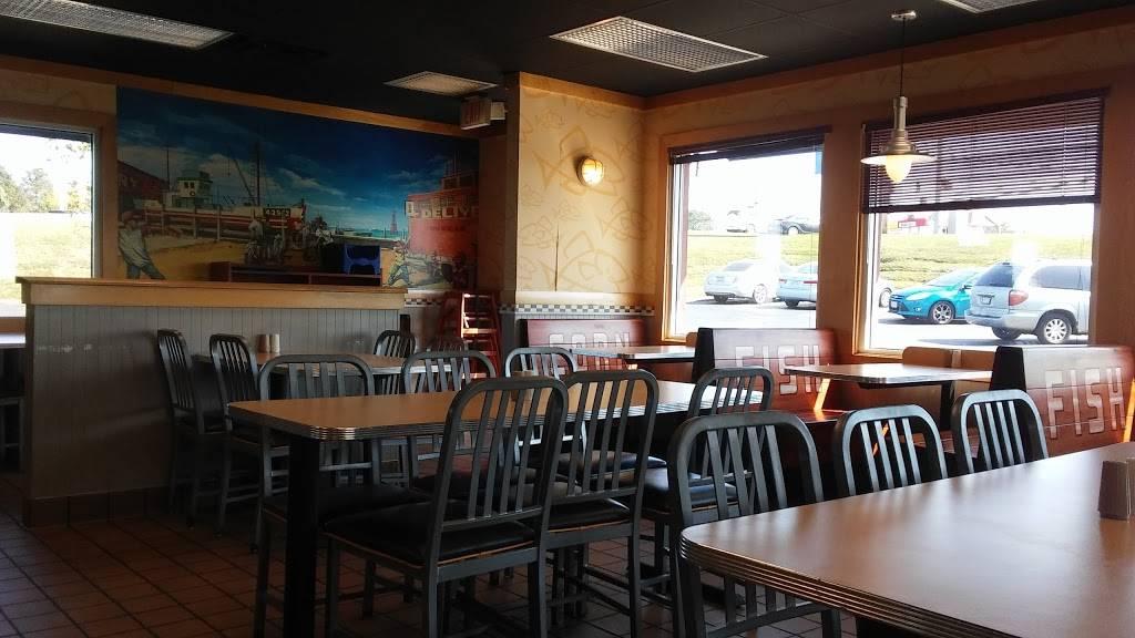 Long John Silvers   restaurant   7203 Alexandria Pike, Alexandria, KY 41001, USA   8596355503 OR +1 859-635-5503