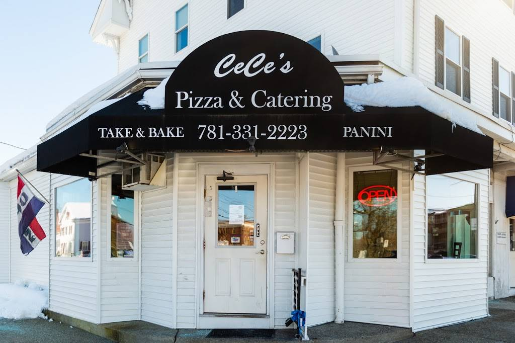 CeCes Pizza and Catering | restaurant | 4 Union St, Weymouth, MA 02190, USA | 7813312223 OR +1 781-331-2223