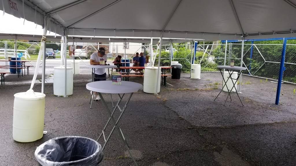 Aslin Beer Garden | restaurant | 771 Elden St, Herndon, VA 20170, USA