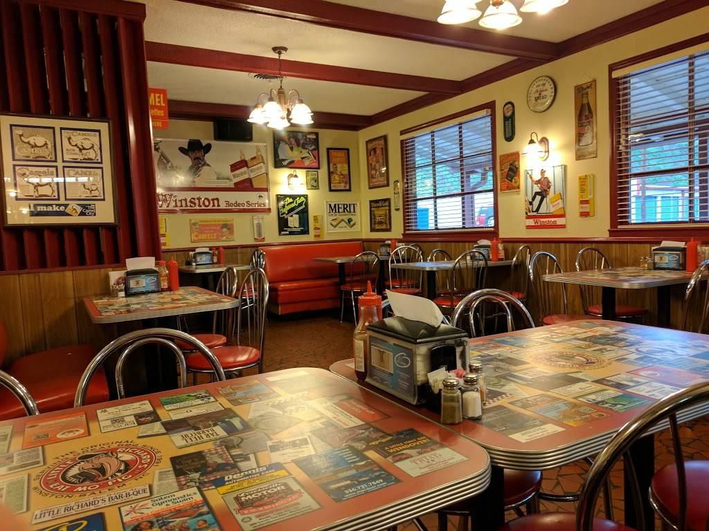 Little Richards BBQ | restaurant | 4885 Country Club Rd, Winston-Salem, NC 27104, USA | 3367603457 OR +1 336-760-3457