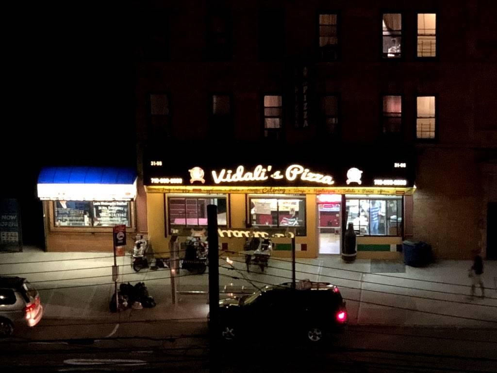 Vidalis Pizza | restaurant | 31-6 21st St, Astoria, NY 11106, USA | 7186062068 OR +1 718-606-2068