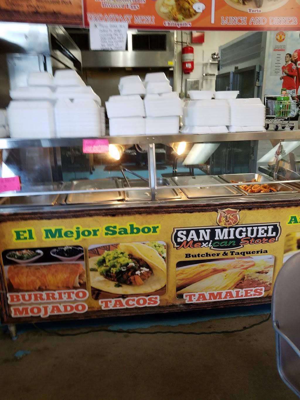 San Miguel Mexican Store And Taqueria | restaurant | 2024 54th Ave E, Fife, WA 98424, USA | 2538960312 OR +1 253-896-0312