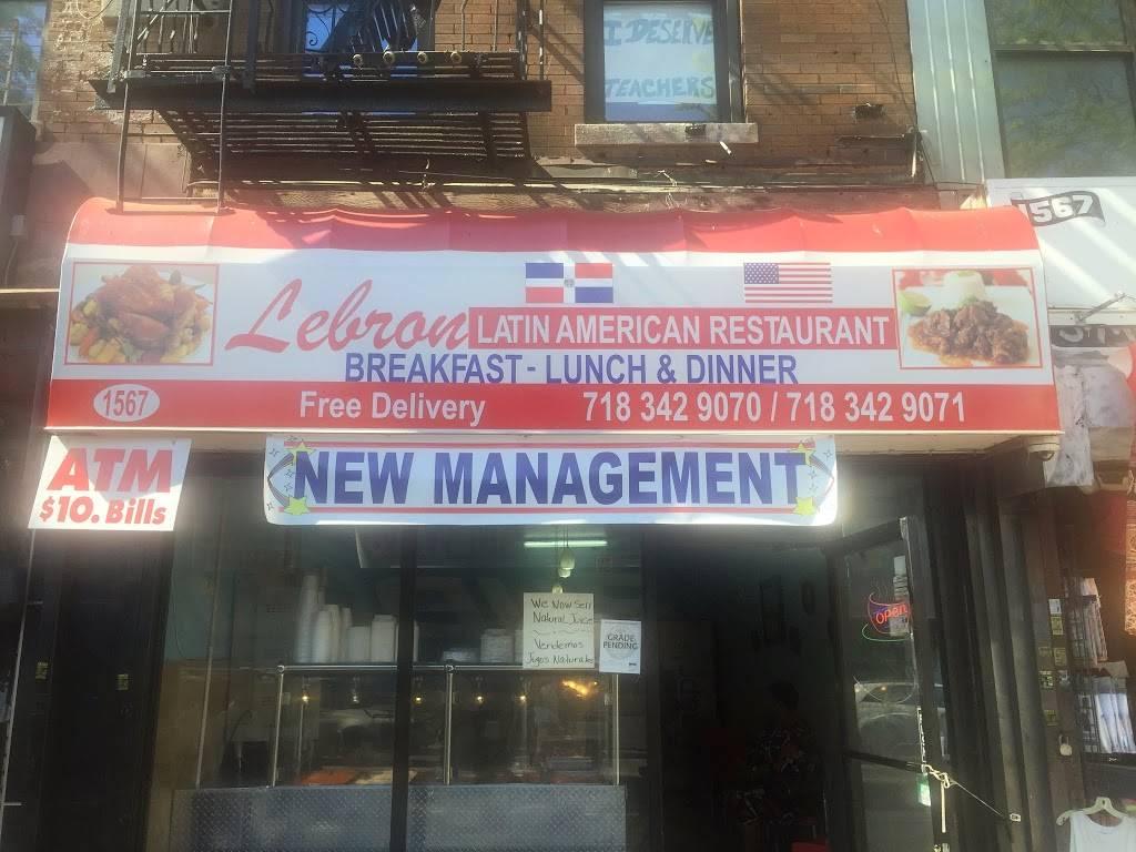 Lebron   restaurant   1567 Pitkin Ave, Brooklyn, NY 11212, USA   7183429070 OR +1 718-342-9070