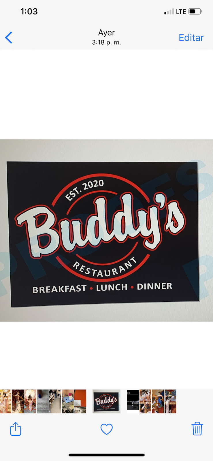 BUDDYS RESTAURANT | restaurant | 4 ST RD 28 W SUITE 110, Romney, IN 47981, USA | 7656379211 OR +1 765-637-9211