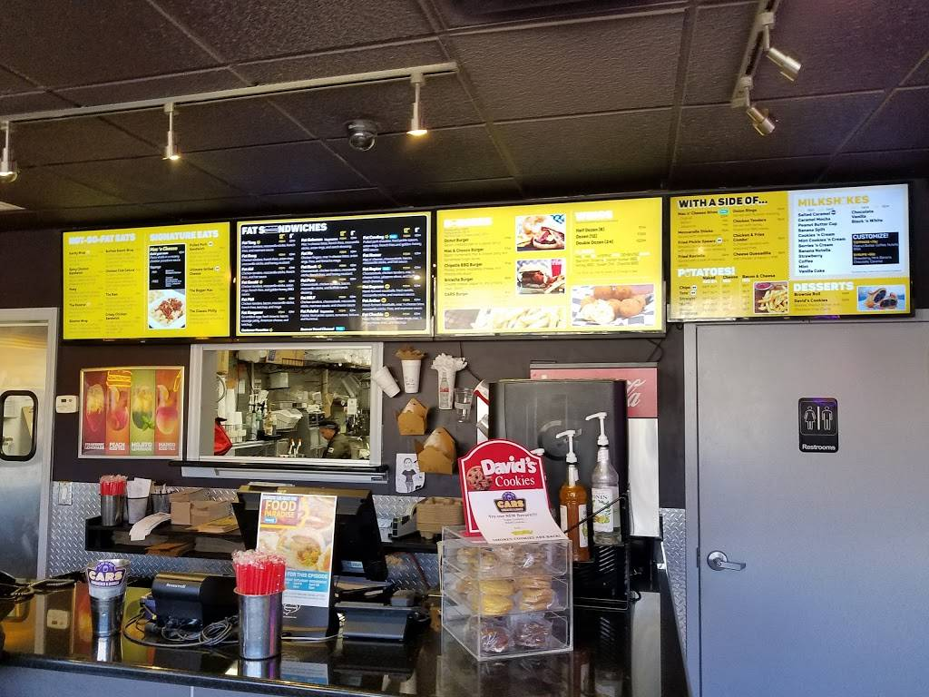 CARS: Sandwiches & Shakes | restaurant | 150 Valley Rd, Montclair, NJ 07042, USA | 9737466400 OR +1 973-746-6400