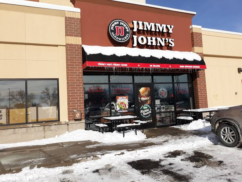 Jimmy Johns | meal delivery | 1600 Warren St #16, Mankato, MN 56001, USA | 5073884999 OR +1 507-388-4999
