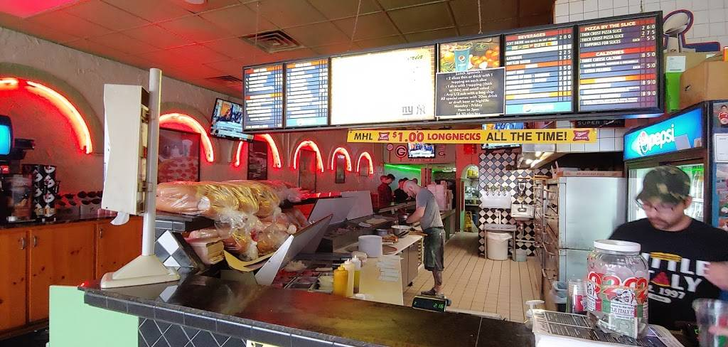 Little Italy Pizzeria | restaurant | 125 N Lumpkin St, Athens, GA 30601, USA | 7066137100 OR +1 706-613-7100