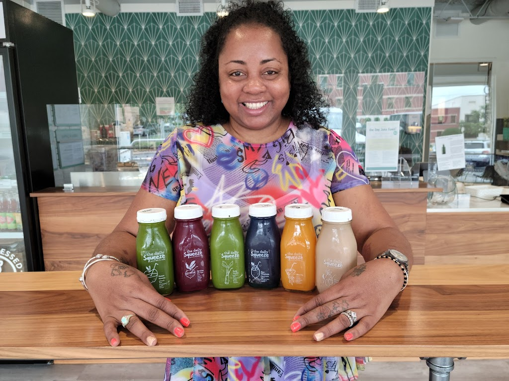 The Daily Squeeze Juice and Smoothie Bar | cafe | 901 N 12th Ave, Pensacola, FL 32501, USA | 8507413077 OR +1 850-741-3077