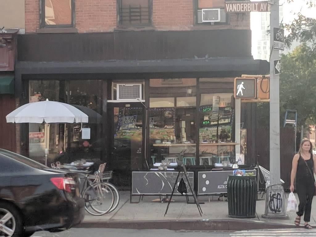 ALTA CALIDAD | restaurant | 552 Vanderbilt Ave, Brooklyn, NY 11238, USA | 7186221111 OR +1 718-622-1111