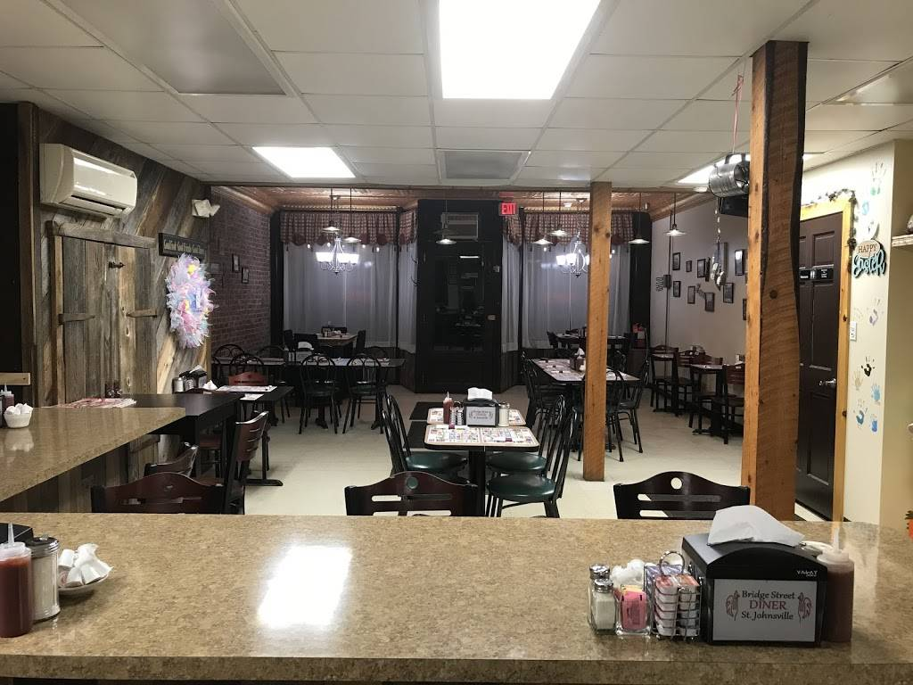 The Bridge Street Diner LLC | restaurant | 10 Bridge St, St Johnsville, NY 13452, USA | 5185688018 OR +1 518-568-8018