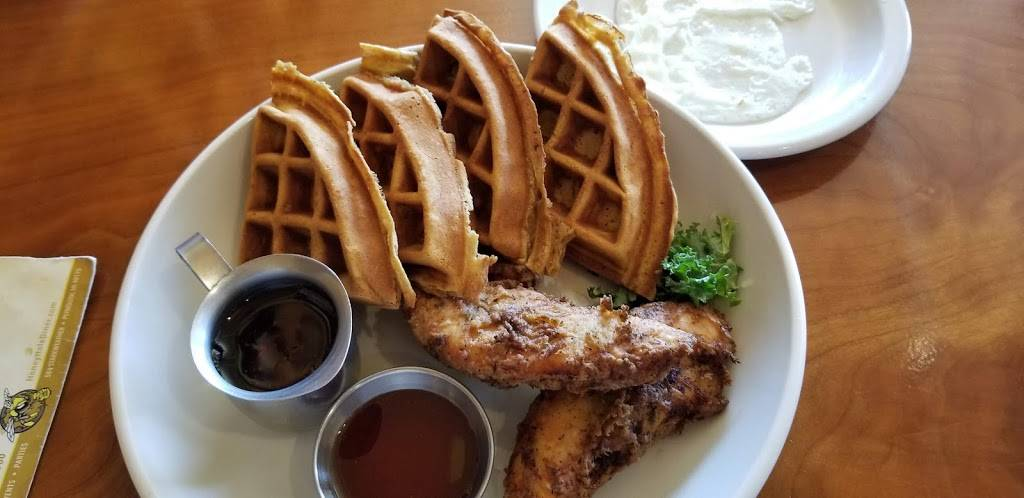 Honey Hole Diner | restaurant | 584 Starkweather St, Plymouth, MI 48170, USA | 7344045900 OR +1 734-404-5900