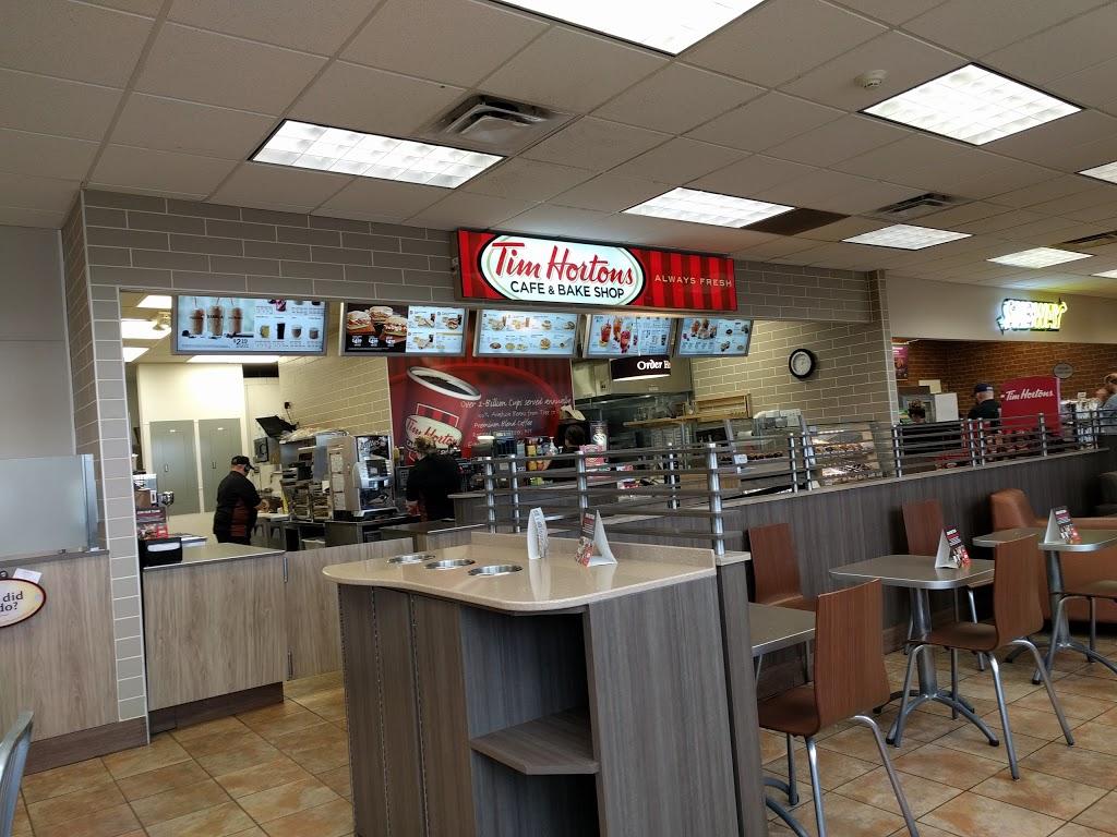 Tim Hortons | restaurant | 1111 Champlain St, Ogdensburg, NY 13669, USA | 3153938302 OR +1 315-393-8302