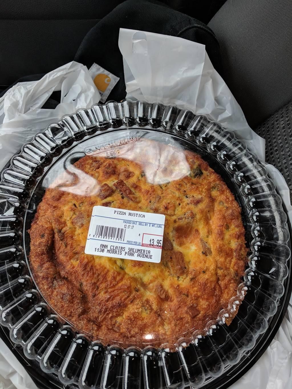 Ann Clairs Salumeria | restaurant | 1130 Morris Park Ave, Bronx, NY 10461, USA | 7184091171 OR +1 718-409-1171