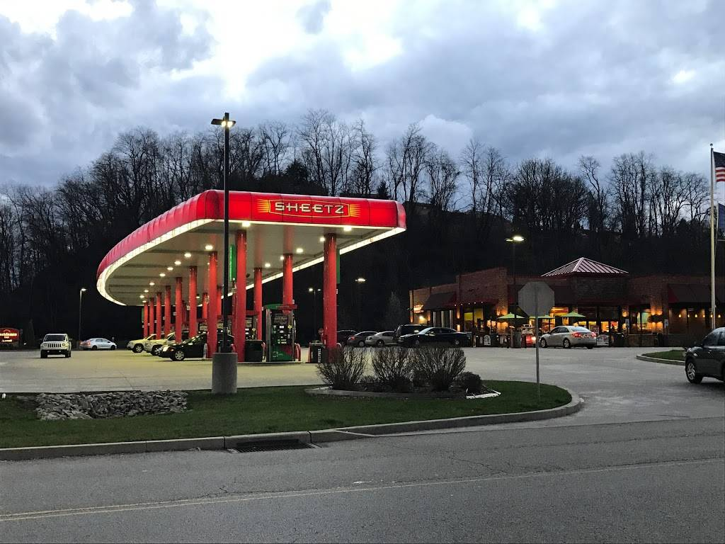 Sheetz #468 | cafe | 3457 William Penn Hwy, Pittsburgh, PA 15235, USA | 4128254151 OR +1 412-825-4151
