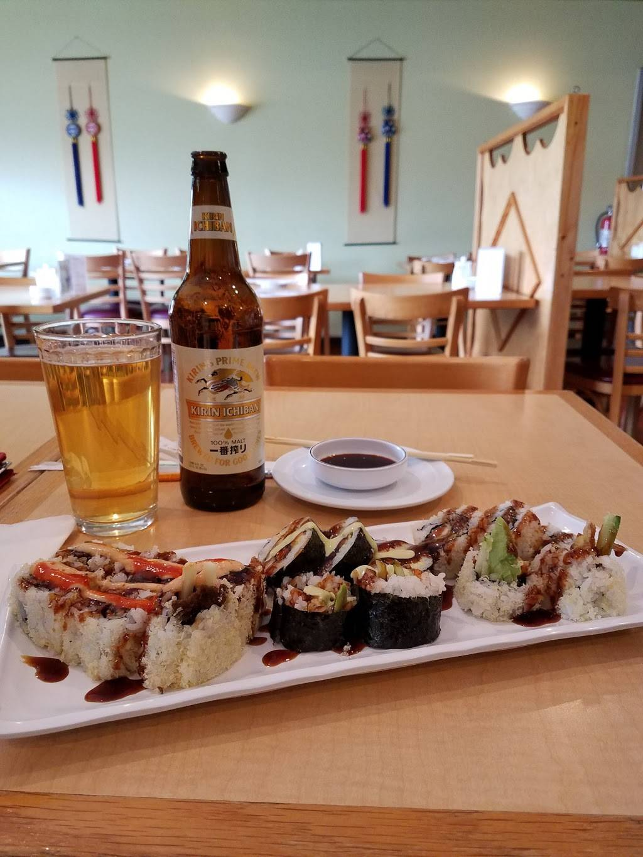 Sakura Sushi | restaurant | 1005 E St Charles Rd, Lombard, IL 60148, USA | 6306292469 OR +1 630-629-2469