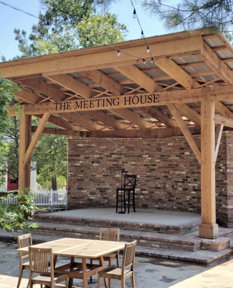 The Meeting House | cafe | 20 Boulevard, Eufaula, OK 74432, USA