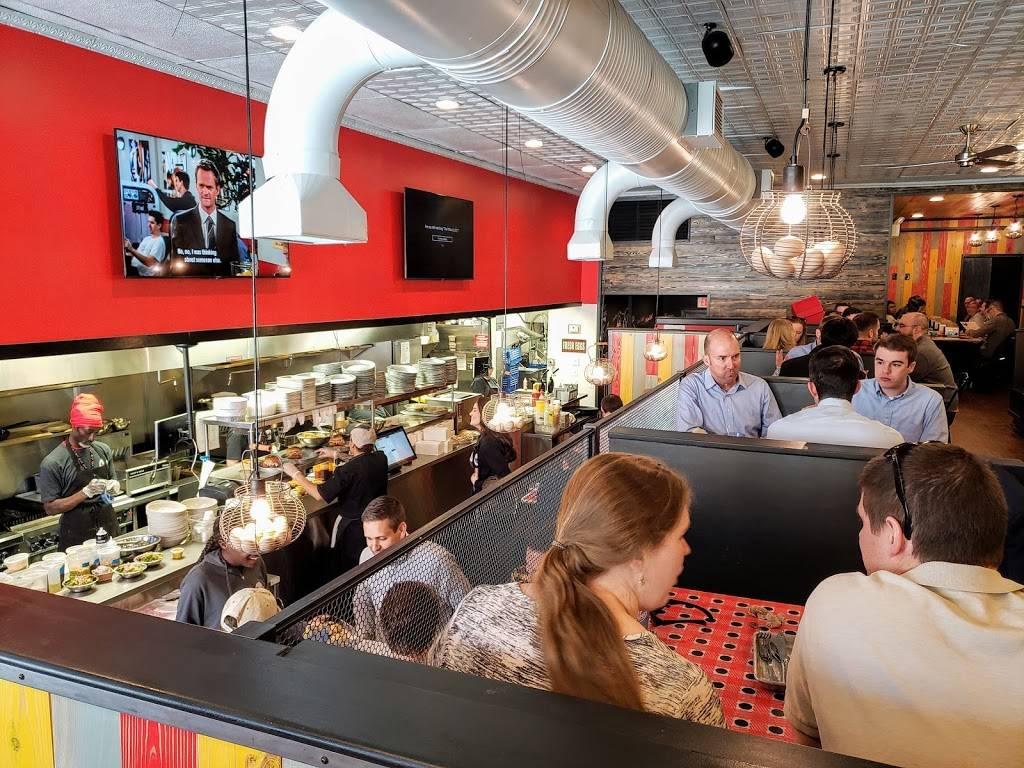 Hot Chick   restaurant   7th N 17th St, Richmond, VA 23219, USA   8045969988 OR +1 804-596-9988