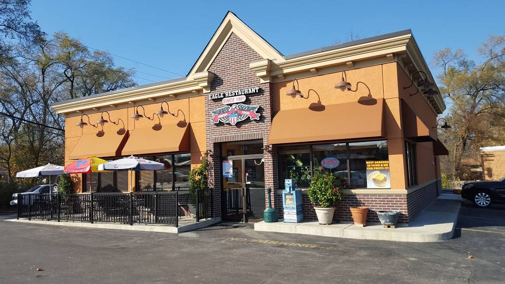 Eagle Restaurant   restaurant   406 Maple Ave, Downers Grove, IL 60515, USA   6309639161 OR +1 630-963-9161