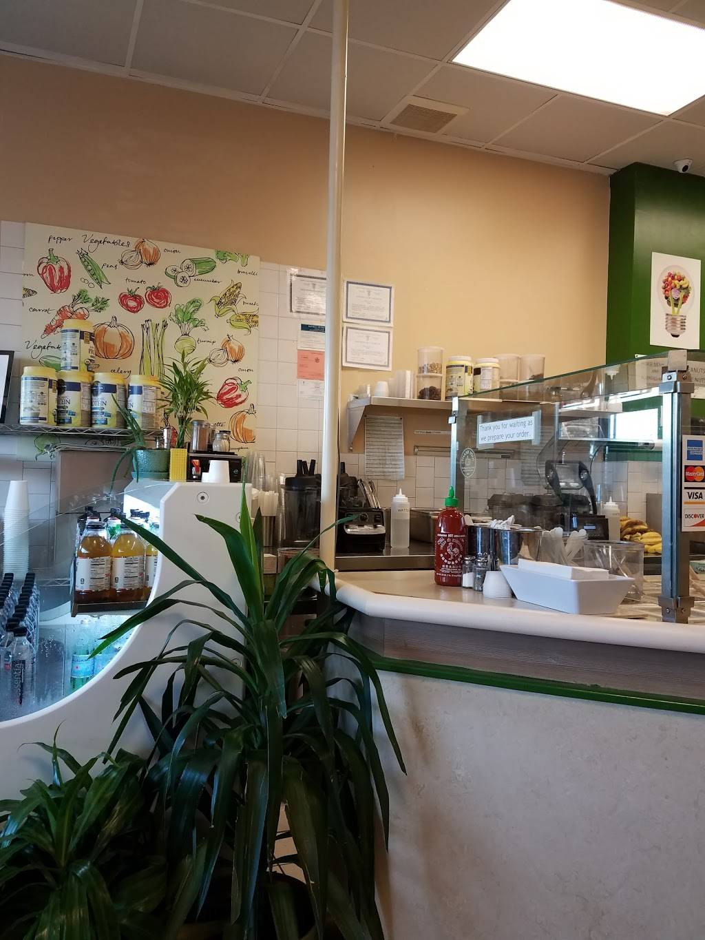 Plant Wise   restaurant   15 E Deer Park Rd, Dix Hills, NY 11746, USA   6314869222 OR +1 631-486-9222
