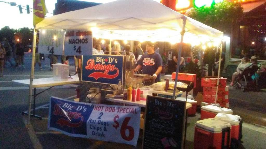 Big Ds Dawgs | restaurant | Noblesville, IN 46060, USA | 3177039672 OR +1 317-703-9672