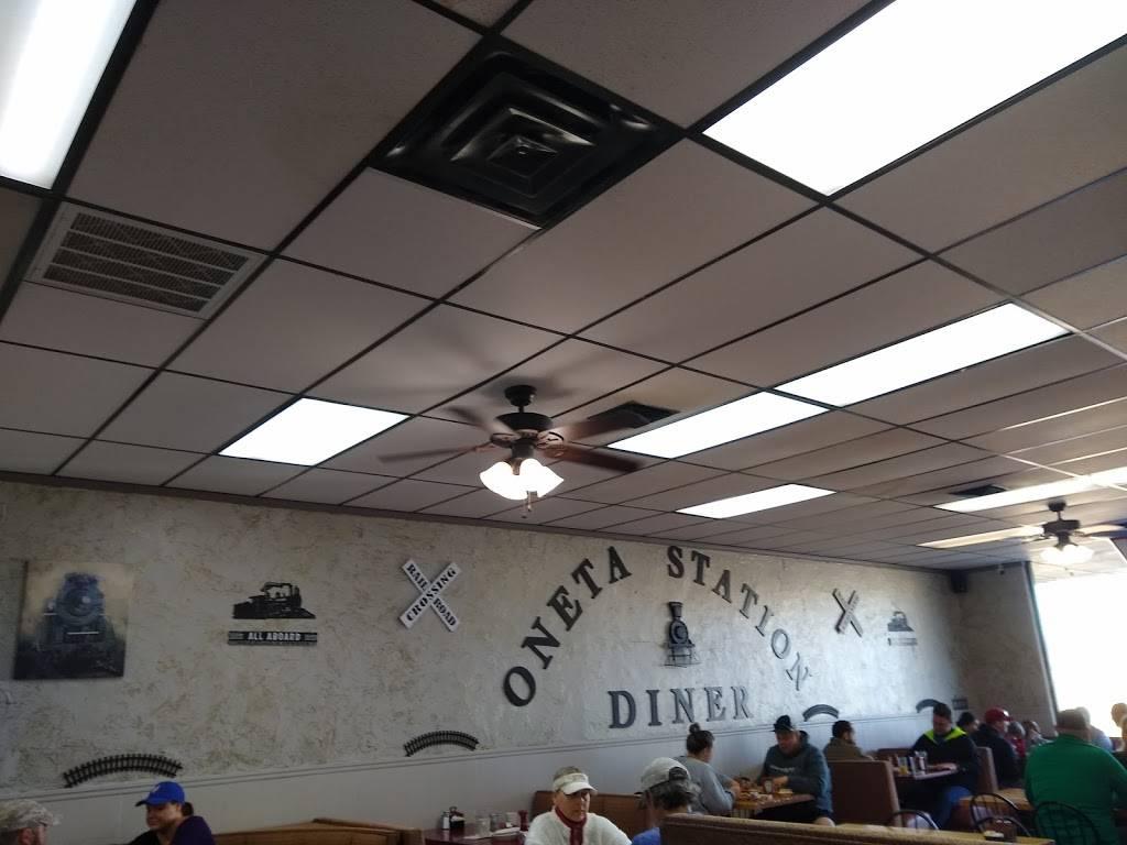 Oneta Station Diner - Owasso   restaurant   11610 East 86th St N, Owasso, OK 74055, USA   9186098500 OR +1 918-609-8500